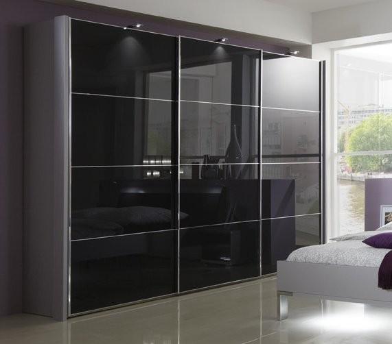 Stylform Florida 150 400cm White Black Grey Glass