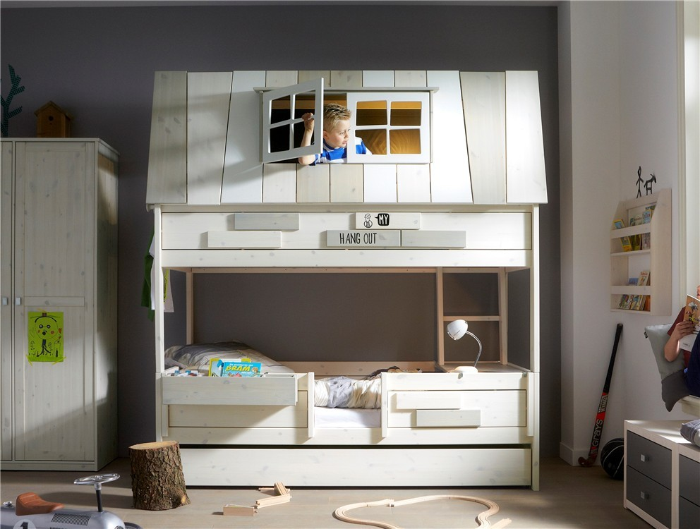 Lifetime Children S Bed Designer Solid Wood Bed With