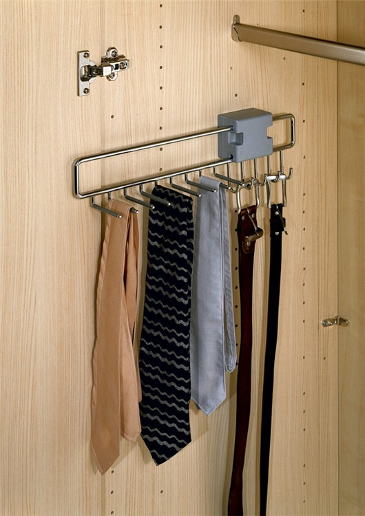 Modern Free Standing Wardrobes 187 Pull Out Tie And Belt