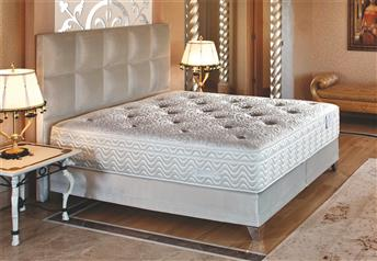 Yatsan Magnum Classic Contemporary Upholstered Bed