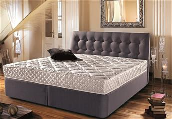 Yatsan SPIRIT Contemporary Classic Upholstered Bed