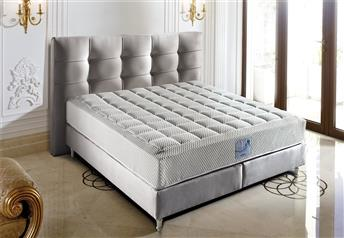 Yatsan CLERMONT Contemporary Classic Upholstered Bed