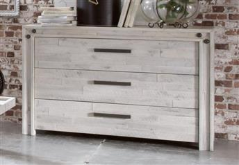 Hasena Rivera chest of drawers Acacia Vintage