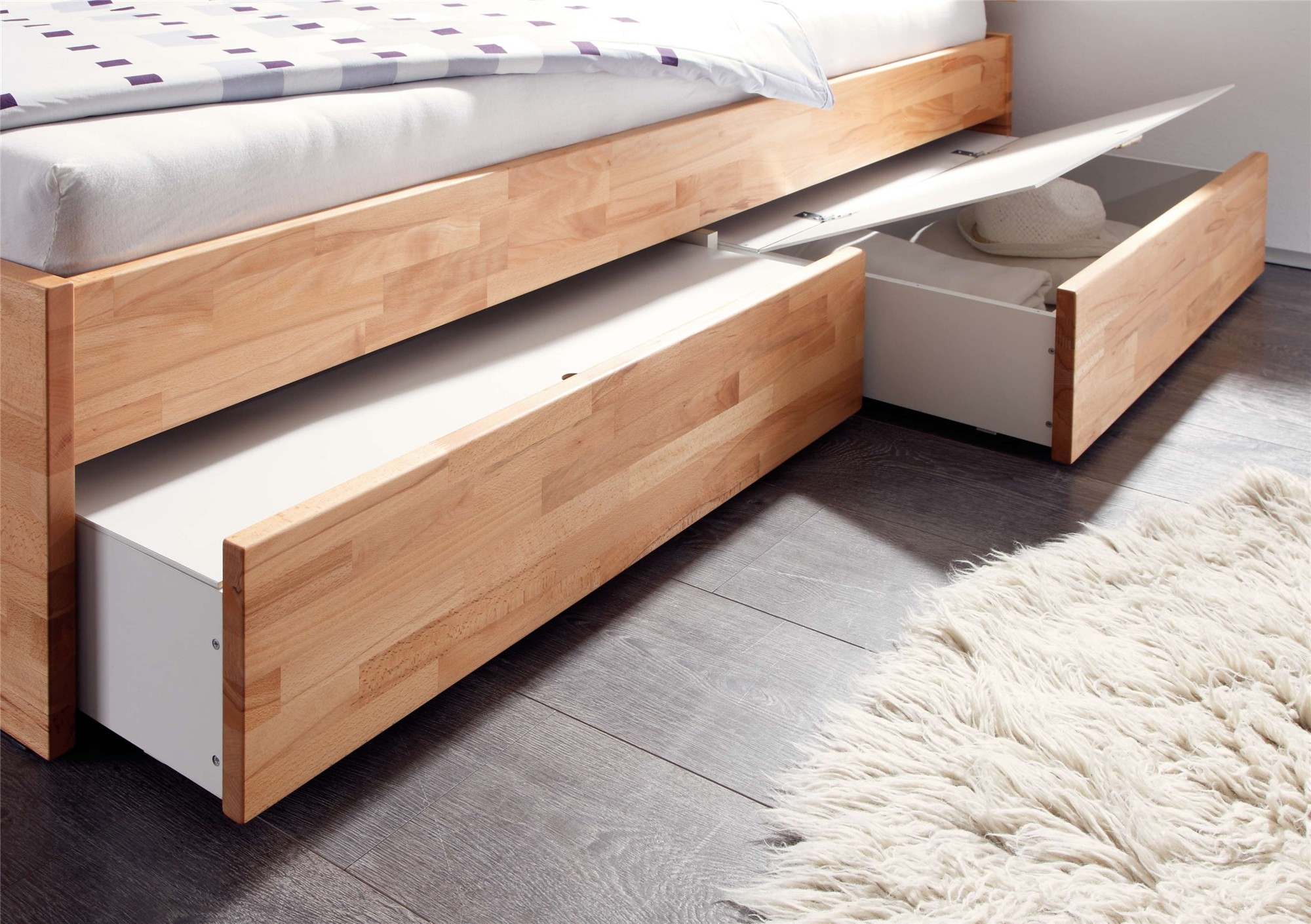 loaf with drawer drawers bed products detail storage woody woo wooden copy be