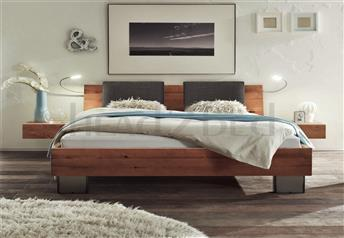 Hasena Quada Sion - Rustic Solid Beech Bed