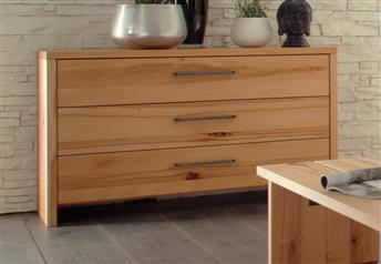 Hasena Cessa - Rustic Solid Beech Chest of Drawers