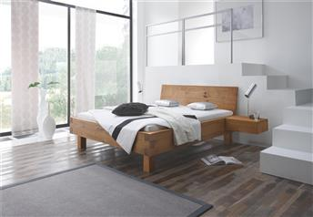 Hasena Pilatus Ivio Sion - Character Solid Oak Bed
