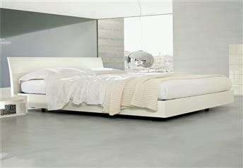 Veneran Italia MOVI Solid Wood High Gloss Bed