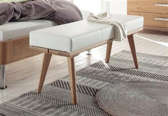 Hasena Sola Solid Oak Bench