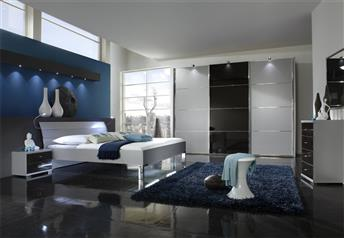 FLORIDA by Stylform - Bedroom Set with 225 to 300 cm wardrobe