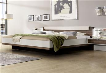 Hypnos by Stylform - Champagne & Noce Modern Bed