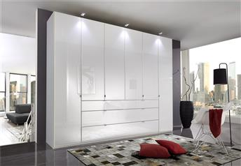 Stylform Themis 150 cm Hinged Door Wardrobe