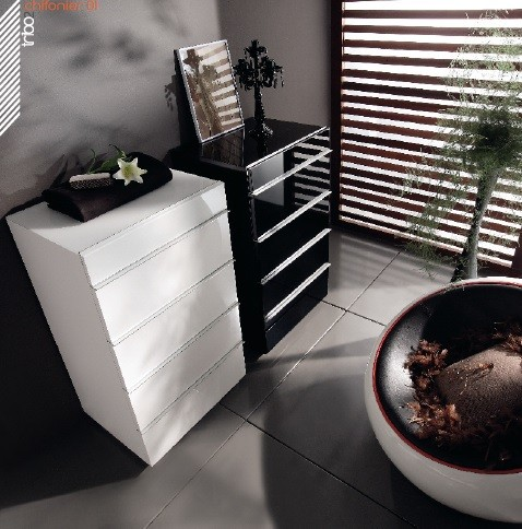 wardrobes for bedrooms guardia alicante modern bed in high gloss or matt white 13788