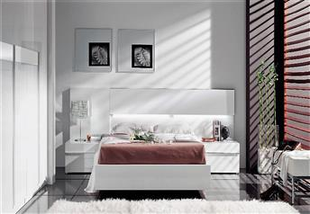 Guardia - ALICANTE Modern Bed