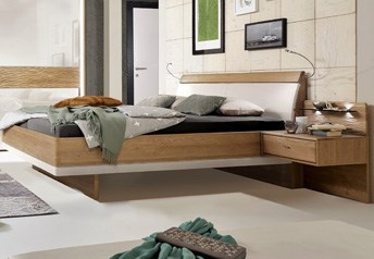 Stylform DORIS Modern Floating Bed