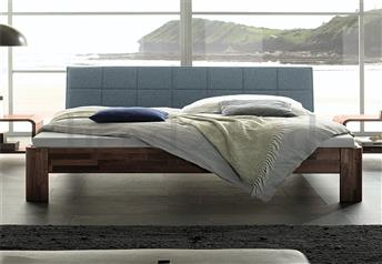 Hasena Ronda Ronna Solid Walnut or Solid beech Modern bed