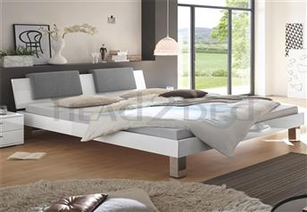Hasena Mico Orva Varo Contemporary High Gloss Bed