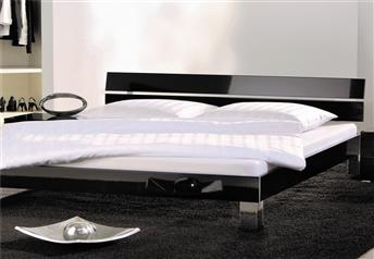 Hasena Mico Nuo Contemporary High Gloss Bed