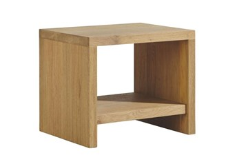 Hasena Tosa - Solid Oak Bianco Bedside table