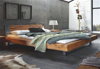 Hasena Aosta Indus Sion Character Solid Oak bed