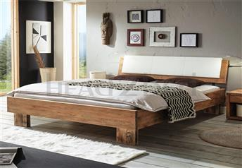 Hasena Tava Sion Character Solid Oak Vintage Finish Bed