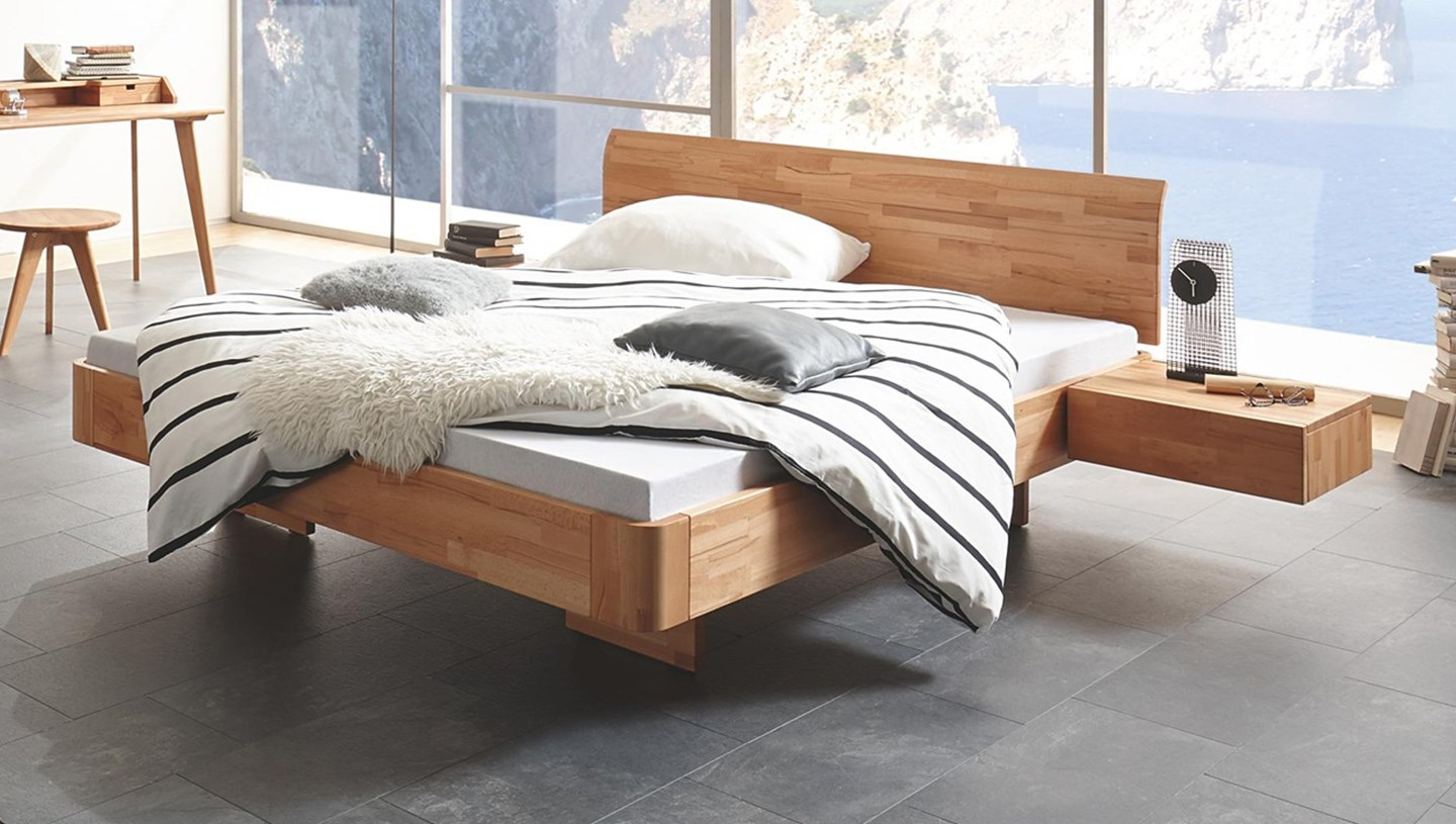 hasena airon vola modern floating bed
