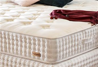 Yatsan Nature Classic - Pocket Springs and Latex Mattress
