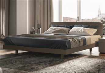 Veneran Italia BRAND Solid Birch, Oak or Ash Veneer Designer Bed
