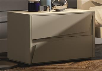 Veneran Italia Diagonal - Bedside Table