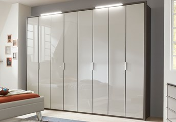 Stylform MEROPE - 75-300cm Wardrobewith optional mirrored doors