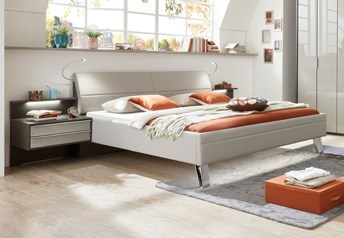Stylform MEROPE modern upholstered bed