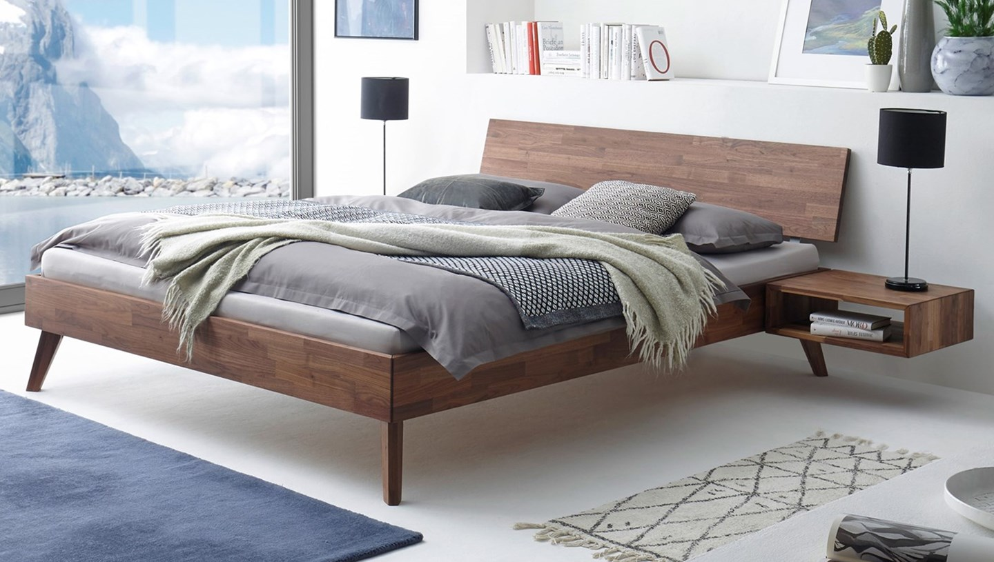 Modern & Contemporary Solid Wood Beds - Head12Bed UK