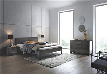 Hasena Xylo Lisio Solid Oak Modern Bed