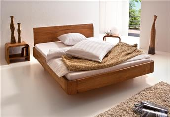 Hasena Airon Lisio - Solid Oak Bed