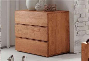Hasena Basso - Modern Solid Oak Chest of Drawers