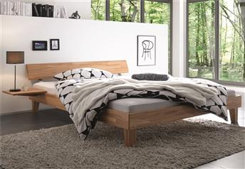 Hasena Juve Rino - Solid Wood Modern Bed