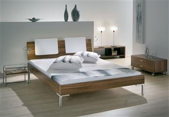 Hasena Gina Chrome Orva Varo Bed