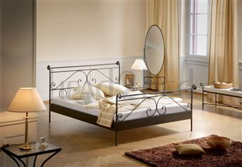 Hasena Cerete - Solid Wrought Iron Bed