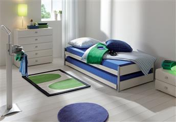 Hasena Pully - Modern Guest Bed