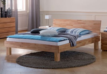 Hasena Cantu Varus - Solid Wood Bed