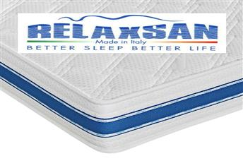 Relaxsan Vision Mattress 18cm Deep Orthopaedic  -Firm Support