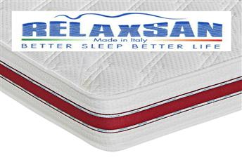 Relaxsan Orthosoft Vision Deluxe 22cm Mattress - Medium Support