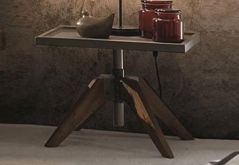 Hasena Pira Bedside Table
