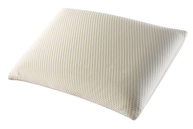 d foam contoured pillow cor furniture home memory pillows smmfp sleepmed