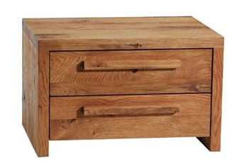 Hasena Cera - Solid Oak Bedside Table
