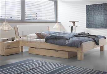 Hasena Ivio - Alpa Ravo Solid Oak Bed