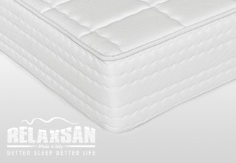 Relaxsan Memotouch 20cm Deep Anatomical Memory Foam MattressMedium-Soft Support