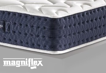 Magniflex Classico Magni 10 Memory Foam 25cm Deep MattressMedium-Firm Support