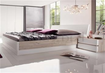Hasena Beco Surva Solid Acacia Bed