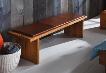 Hasena Resto - Solid Oak Bench